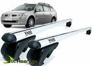 RACK TRAVESSA P/ LONGARINA RENAULT MEGANE GRAND TOUR 07 A 11