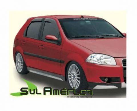 SPOILER LATERAL FIAT PALIO G1 G2 G3 G4 96/14 HI-FLEX - Sul Acessorios