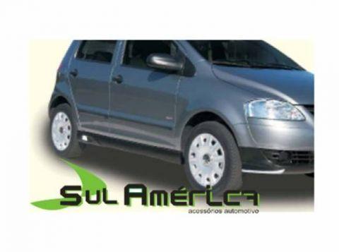 JOGO DE SPOILER LATERAL VW FOX 03/15 MOD. ESPORTE - Sul Acessorios