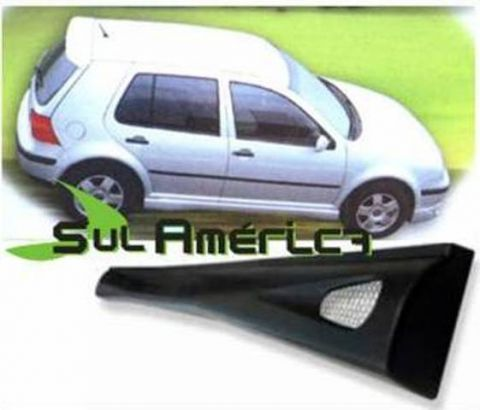 SPOILER LATERAL VW GOLF SAPAO 99 00 01 02 03 04 05 06 ESPORT