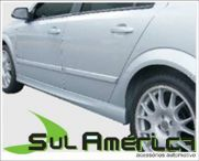 SPOILER LATERAL GM VECTRA SEDAN ELITE 06/12
