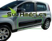 FRISO LATERAL FIAT NOVO UNO 2011 2012 2013 2014 2015 2016 4P