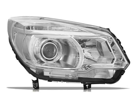 FAROL NOVA S10 LTZ 2013 A 2016 PROJETOR LD 1ªLINHA - Sul Acessorios