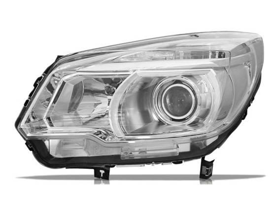 FAROL NOVA S10 LTZ 2013 A 2016 PROJETOR LE 1ªLINHA - Sul Acessorios