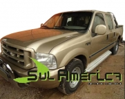 FRISO LATERAL FORD F250 99/12 4P CABINE DUPLA (8PÇ´S)