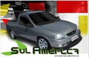 SPOILER LATERAL PICK-UP CORSA 94/02