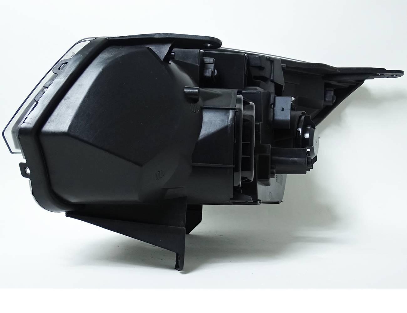KIT FAROL NOVA S10 2013 A 2016 MASCARA NEGRA LD + LE FLY - Sul Acessorios