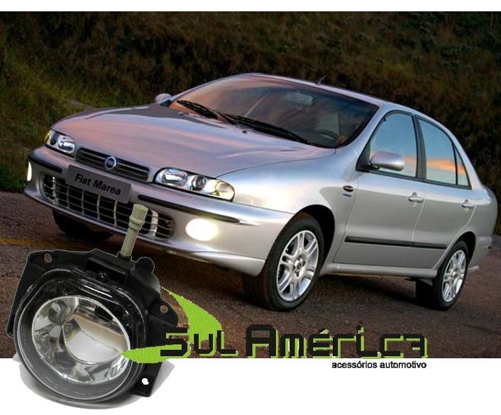 FAROL AUXILIAR NEBLINA BRAVA MAREA 98/07 (LD ou LE) - 1PÇ