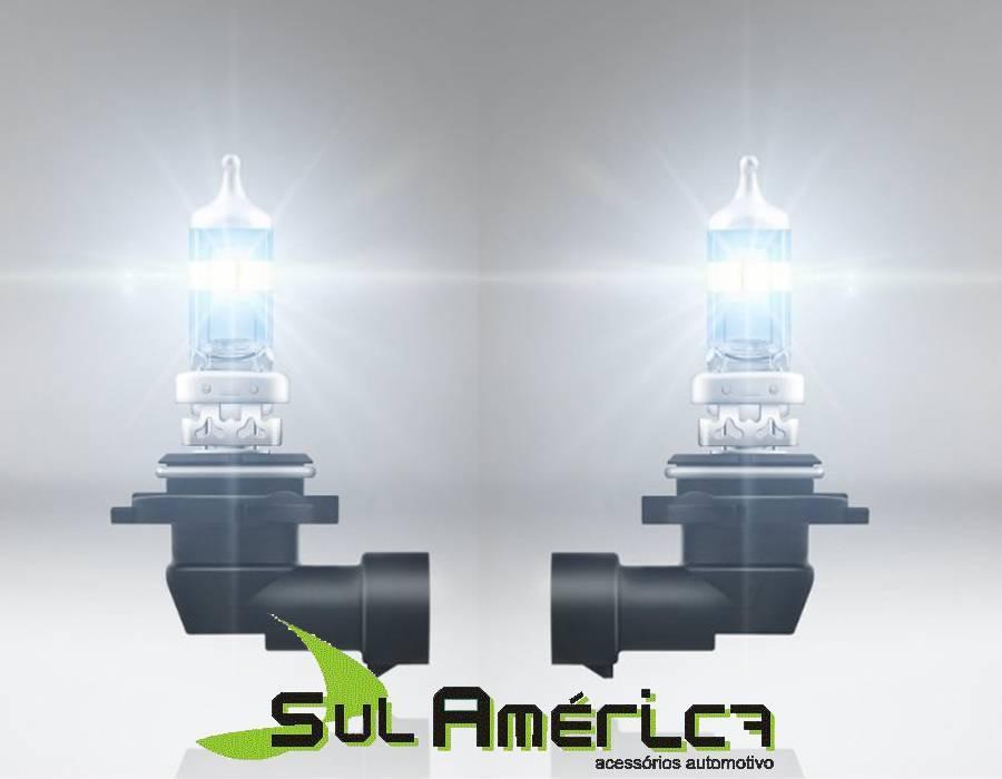 LAMPADA H11 SUPER BRANCA 12V 55W 4200K (PAR)