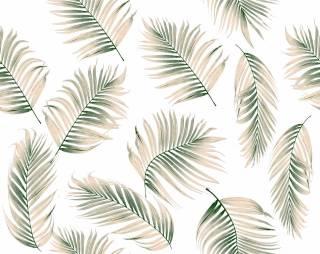 Papel de Parede Folha de Palmeira | Adesivo Vinílico
