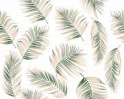 imagem do Papel de Parede Folha de Palmeira | Adesivo Vinílico