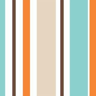 Papel de Parede Listrado Colorido | Adesivo Vinilico