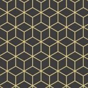 imagem do Papel de Parede Cubos | Adesivo Vinilico