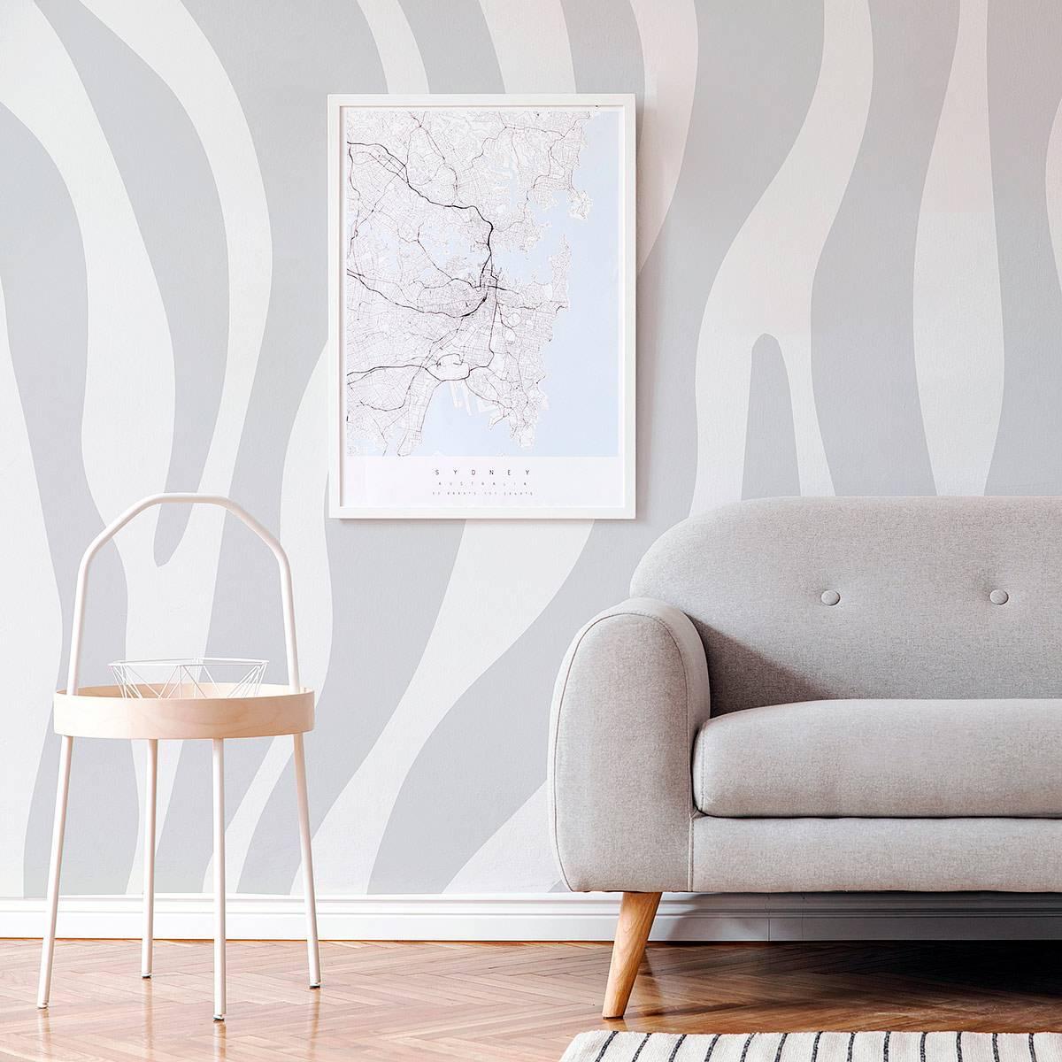 Painel Fotográfico Zebra | m² imagem 2