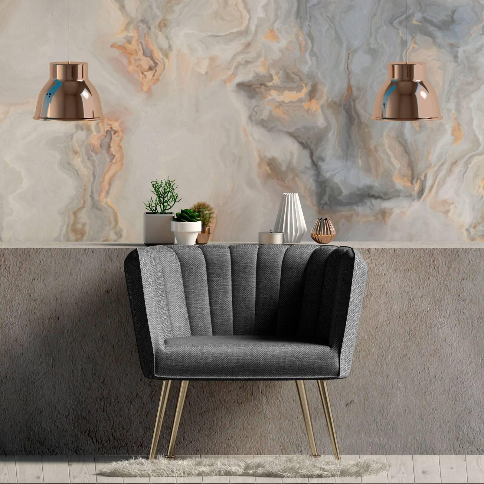 Painel Fotográfico Pedra Mármore / m² imagem 2