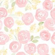 imagem do Papel de Parede Rose | Adesivo Vinílico