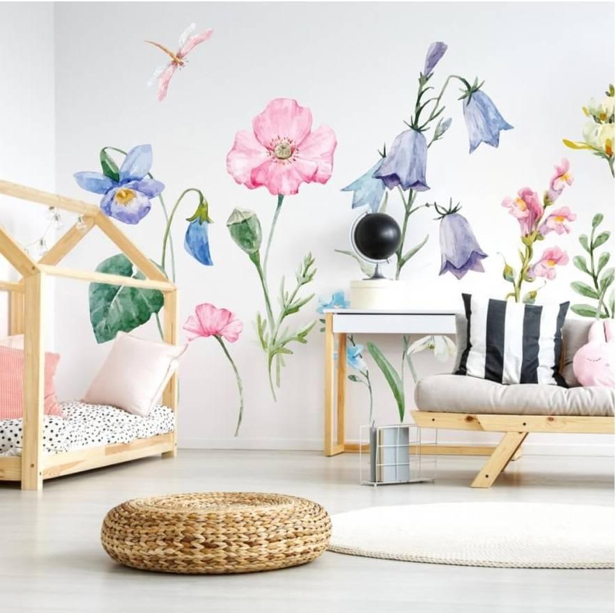 Painel Fotográfico Flores / m² imagem 1