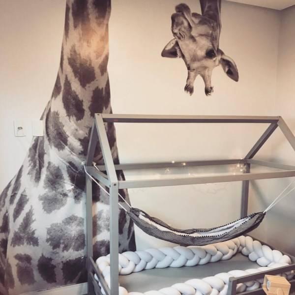 Painel Fotográfico Girafa | M² imagem 2