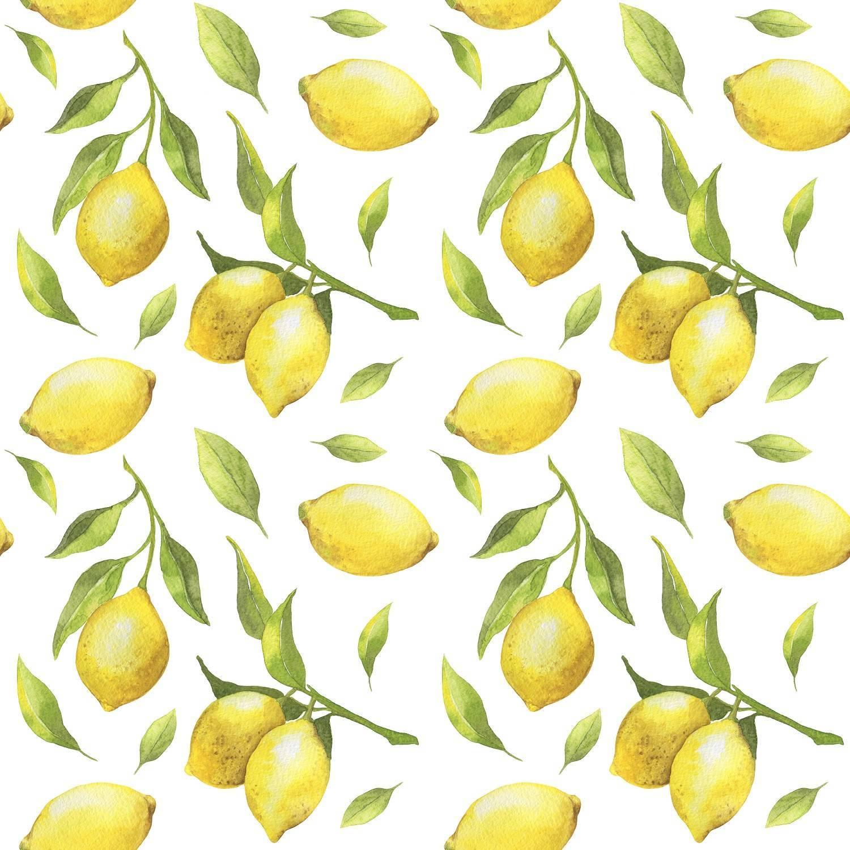 Papel de Parede Limão Siciliano   Adesivo Vinilico imagem 1
