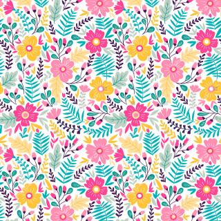 Papel de Parede Floral maria Flor  | Adesivo Vinílico