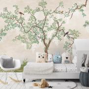 imagem do Painel Árvore Japonesa   M²