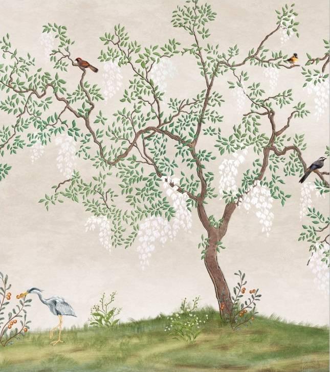 Painel Árvore Japonesa   M² imagem 2