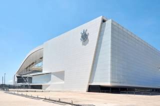 Painel Fotográfico Arena Corinthians | M²