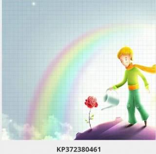 Painel Fotogràfico Pequeno Príncipe Vinílico kantai