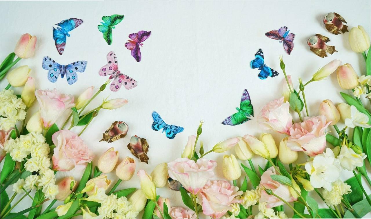 Painel Fotográfico Jardins / m² imagem 1