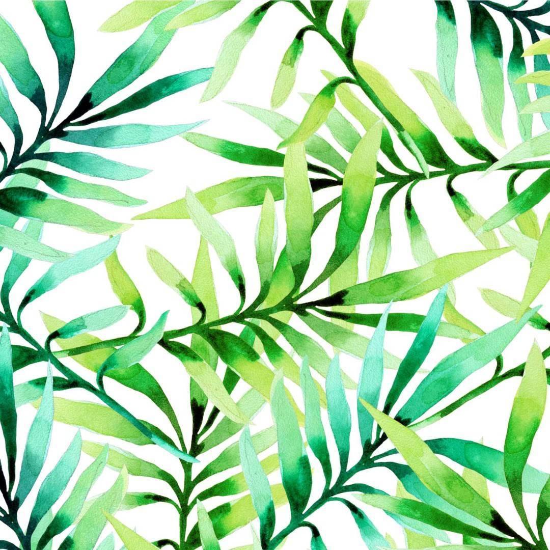 Papel de Parede Adesivo Floral /Rolo imagem 1