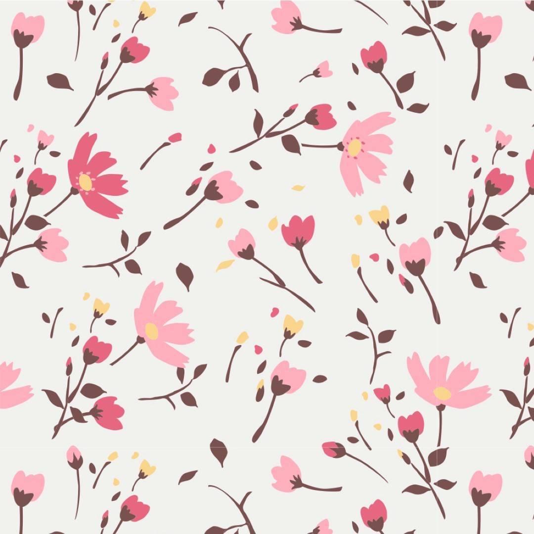 #B61534 adesivo floral veja mais floral e outros produtos da redecorei 1080x1080 px papel de parede floral banheiro