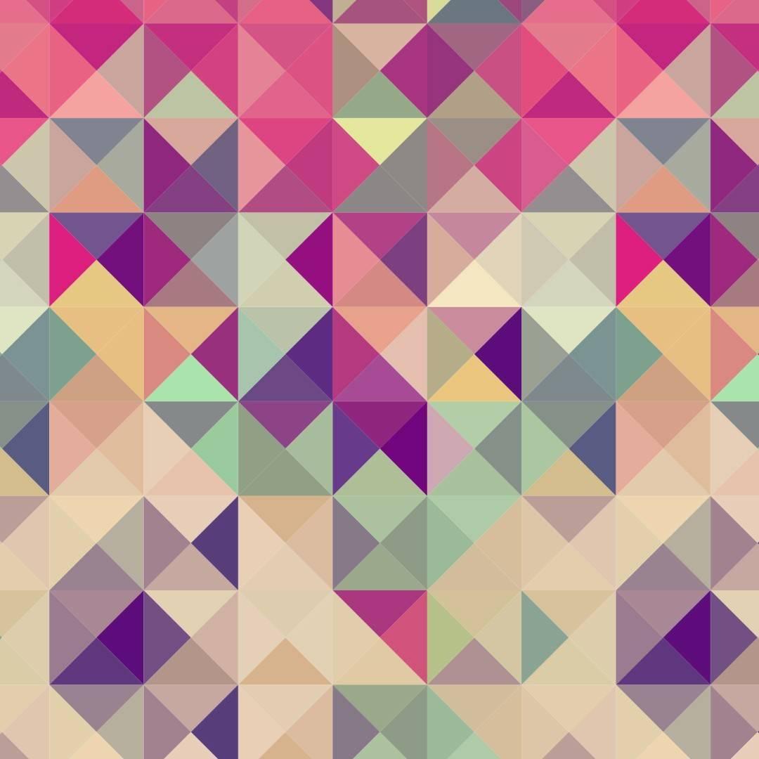 Papel de Parede Adesivo Cube Colors /Rolo imagem 1