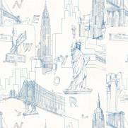 imagem do Papel de Parede Nova York