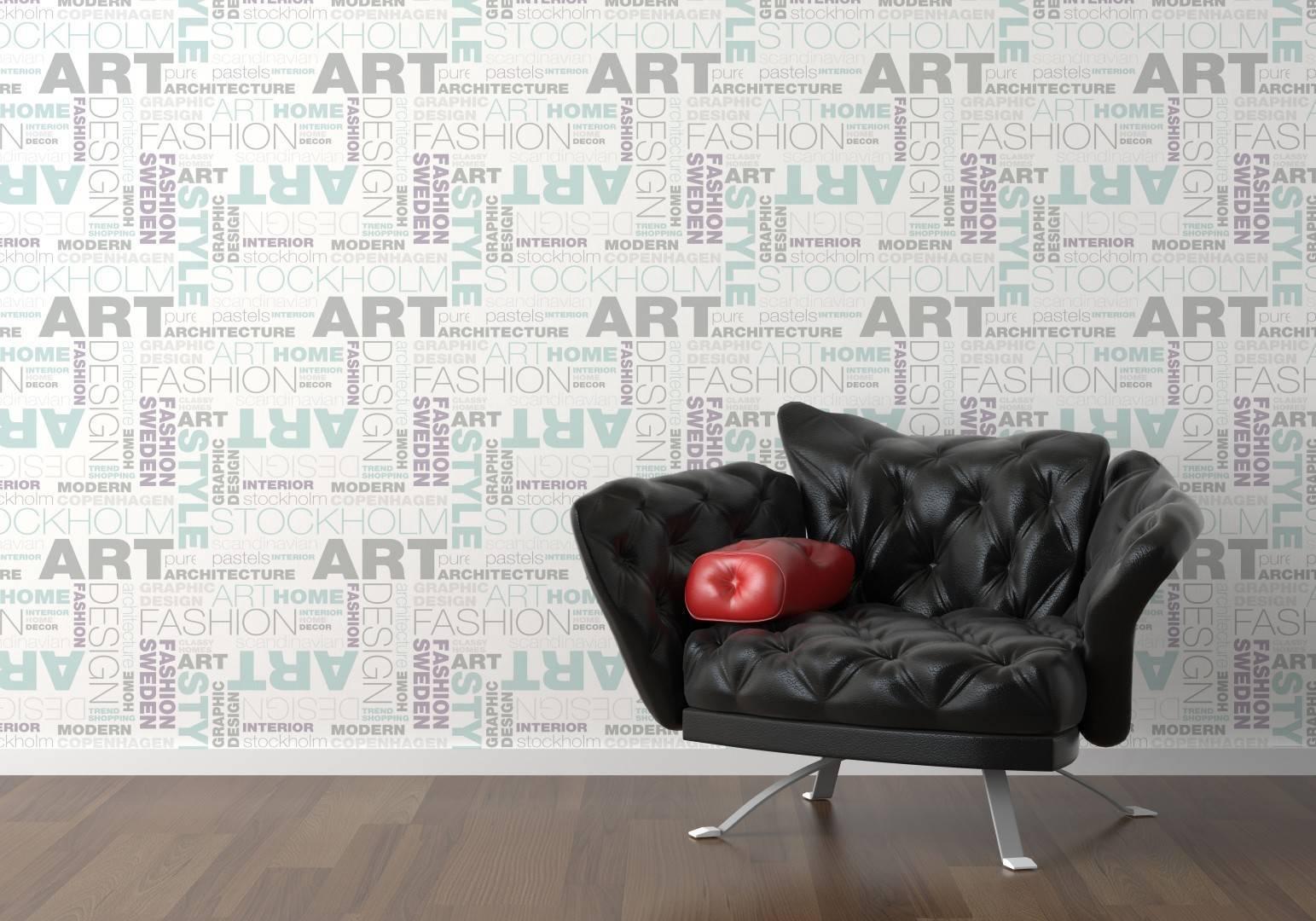 Papel de Parede Design | Adesivo Vinilico imagem 2