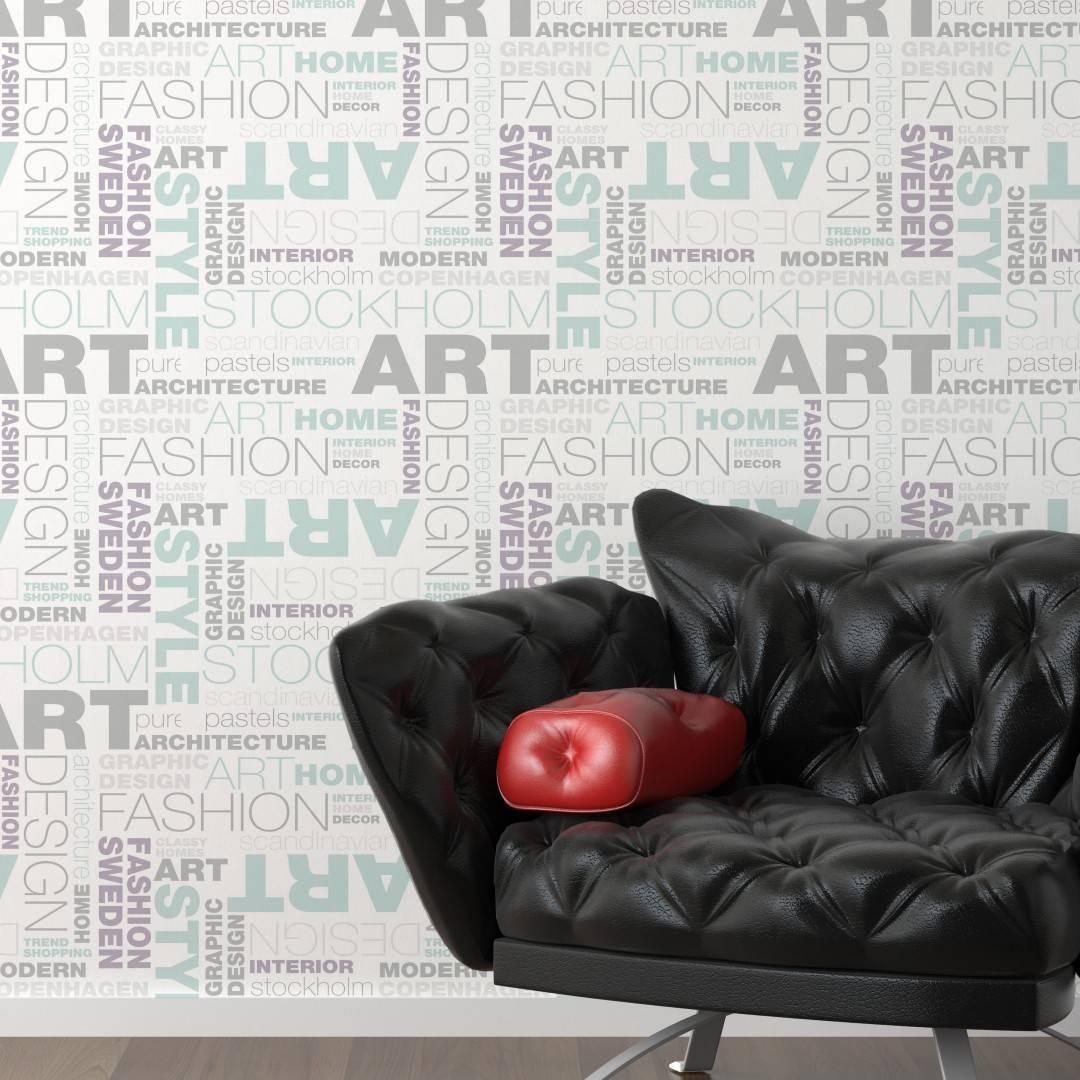 Papel de Parede Design | Adesivo Vinilico imagem 4