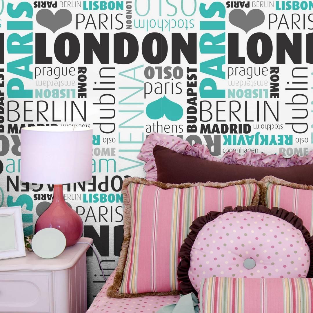 Papel de Parede Europe Cities/Rolo   imagem 4