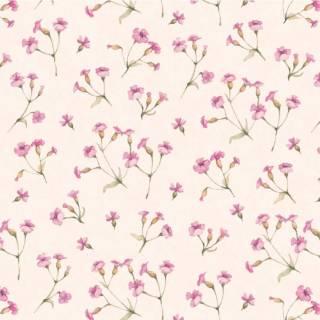 Papel de Parede Adesivo Floral /Rolo | Redecorei