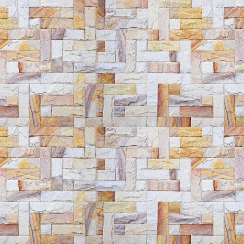 Papel de Parede Canjiquinha Mesclada | Adesivo Vinilico imagem 2