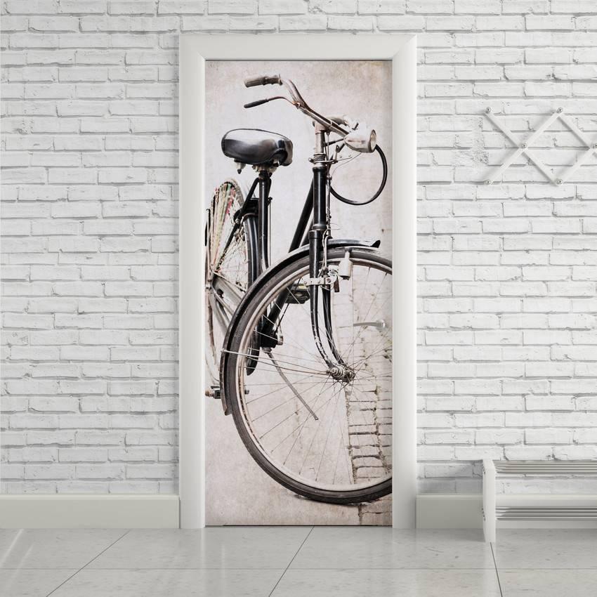 Adesivo Para Porta Bicicleta imagem 1