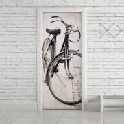 imagem do Adesivo Para Porta Bicicleta