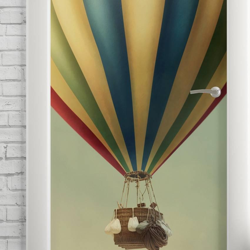 Adesivo Para Porta Balão imagem 2