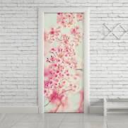 imagem do Adesivo Para Porta Flores