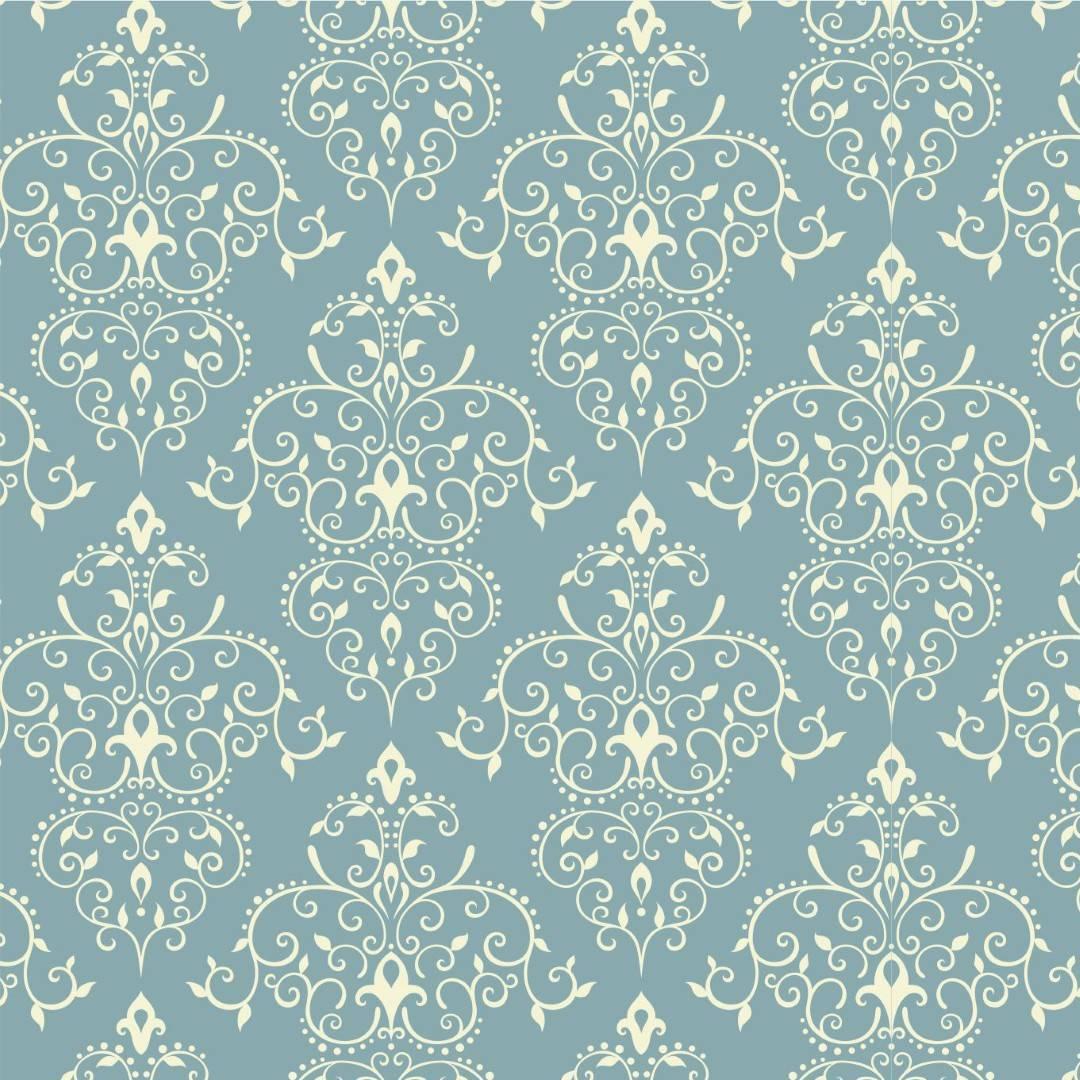 Papel de Parede Azul Céu | Adesivo Vinilico imagem 1