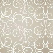 imagem do Papel de Parede Arabesco Floral | Adesivo Vinilico