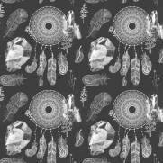 imagem do Papel de Parede Adesivo Filtro dos Sonhos /Rolo