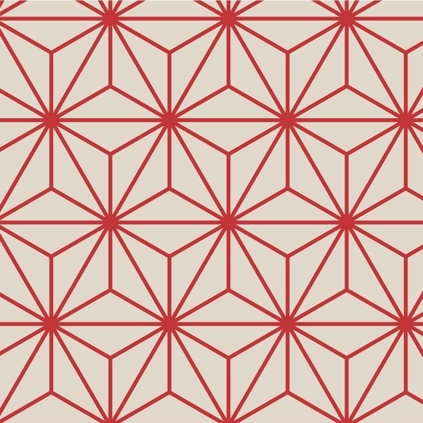 Papel de Parede Geométrico/Rolo   imagem 1