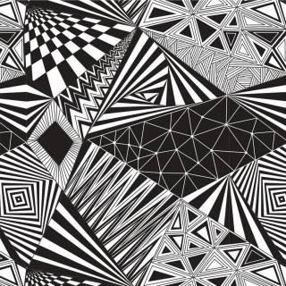 Papel de Parede Geométrico/Rolo