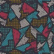 imagem do Papel de Parede Geometrico Colorido | Adesivo Vinilico