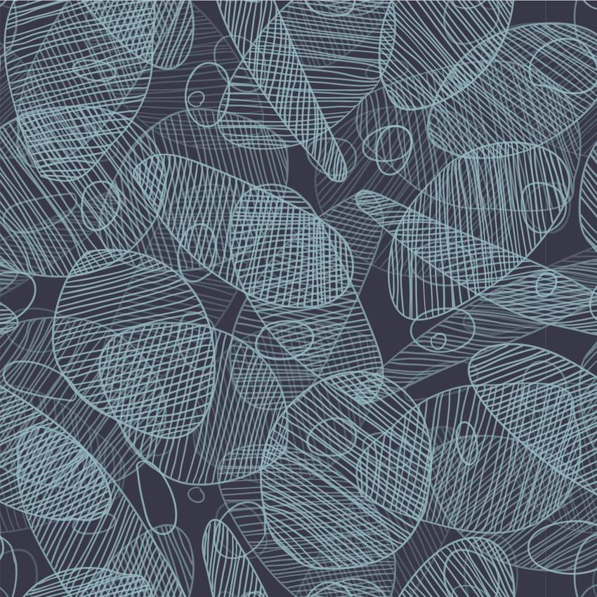 Papel de Parede Geométrico /Rolo  imagem 1