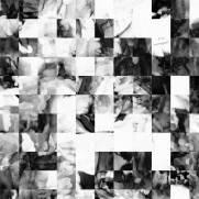 imagem do Papel de Parede Pixel Preto | Adesivo Vinilico